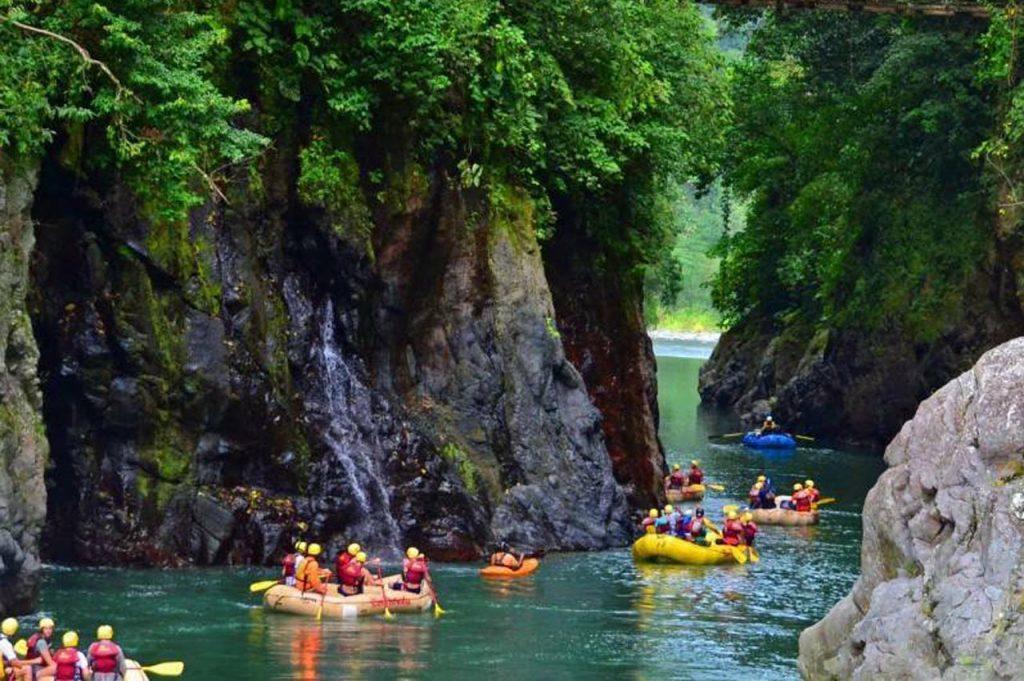 Lebong_Rafting - Arung Jeram Sungai Ketahun