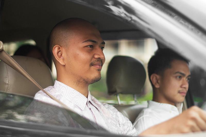 cara daftar go car - syarat driver mitra go car