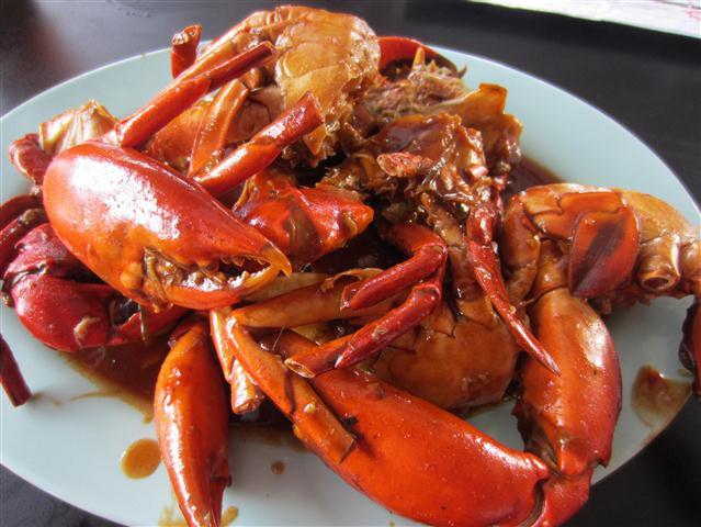 dadinto kepiting - tempat makan enak di balikpapan - intiwhizcom