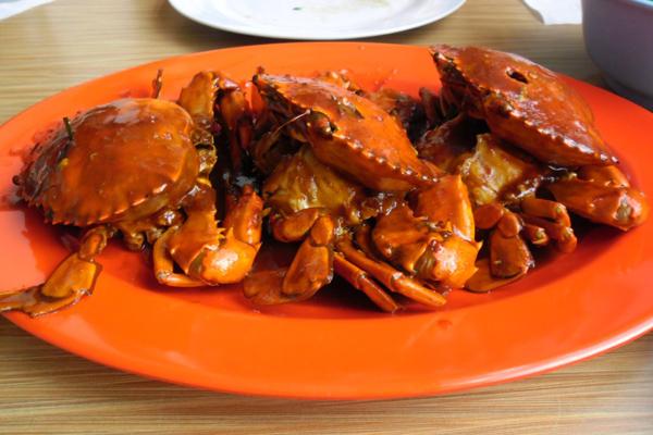 kepiting dandito - tempat makan di balikpapan