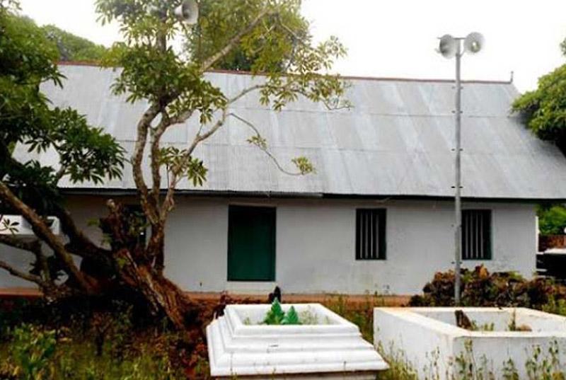 Masjid Kuba Baubau - wisata sejarah pulau buton