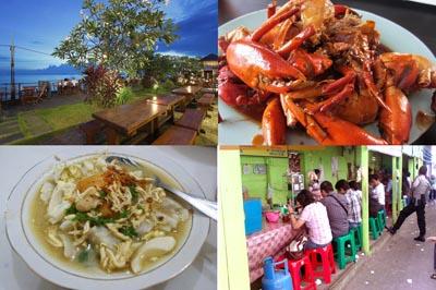 wisata kuliner balikpapan - tempat makan di balik papan