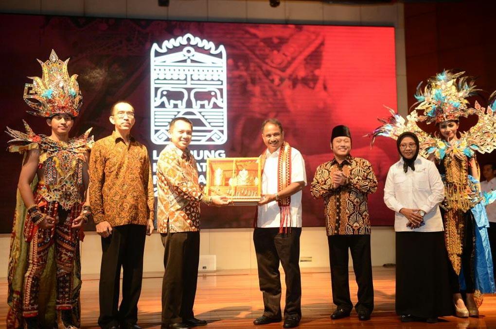 Launching Lampung Krakatau Festival 2017 - Acara Festival Krakatau 2017 - 3