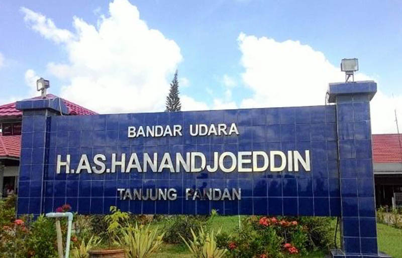 Bandara HAS Hanandjoedin -Bandara Internasional Belitung