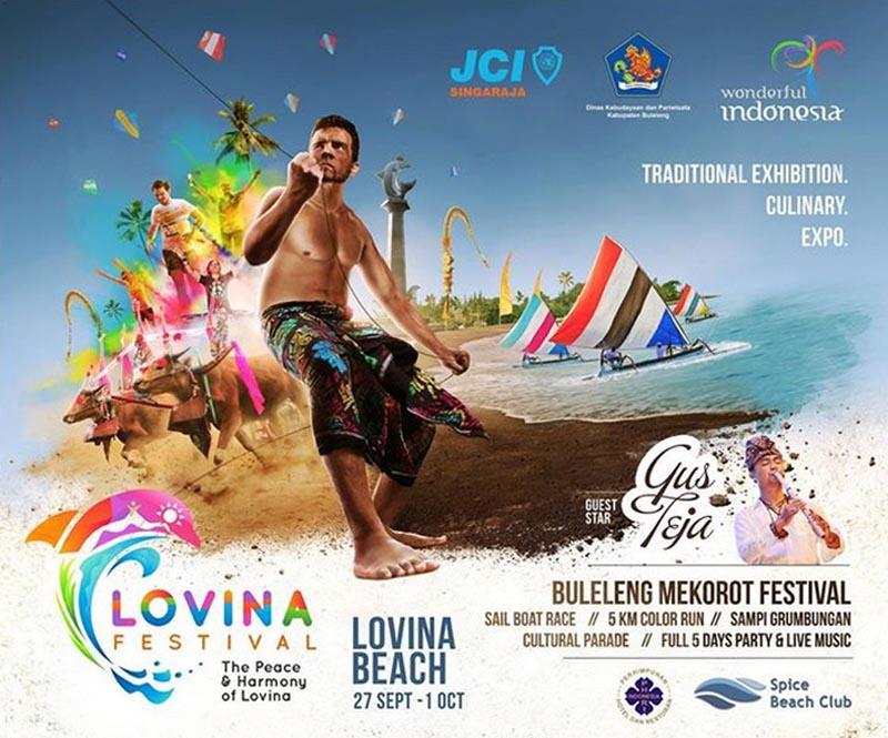 Lovina Festival 2017 - Festival Lovina 2017