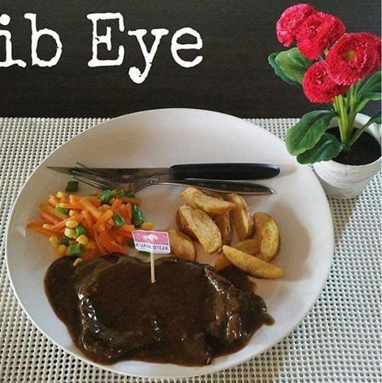 D'Java Steak - kuliner purwokerto - tempat makan di purwokerto