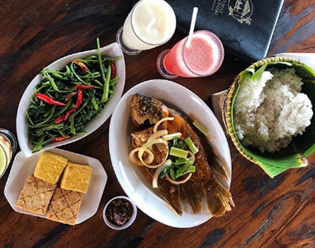 Gubug Makan Mang Engking - kuliner purwokerto - tempat makan di purwokerto