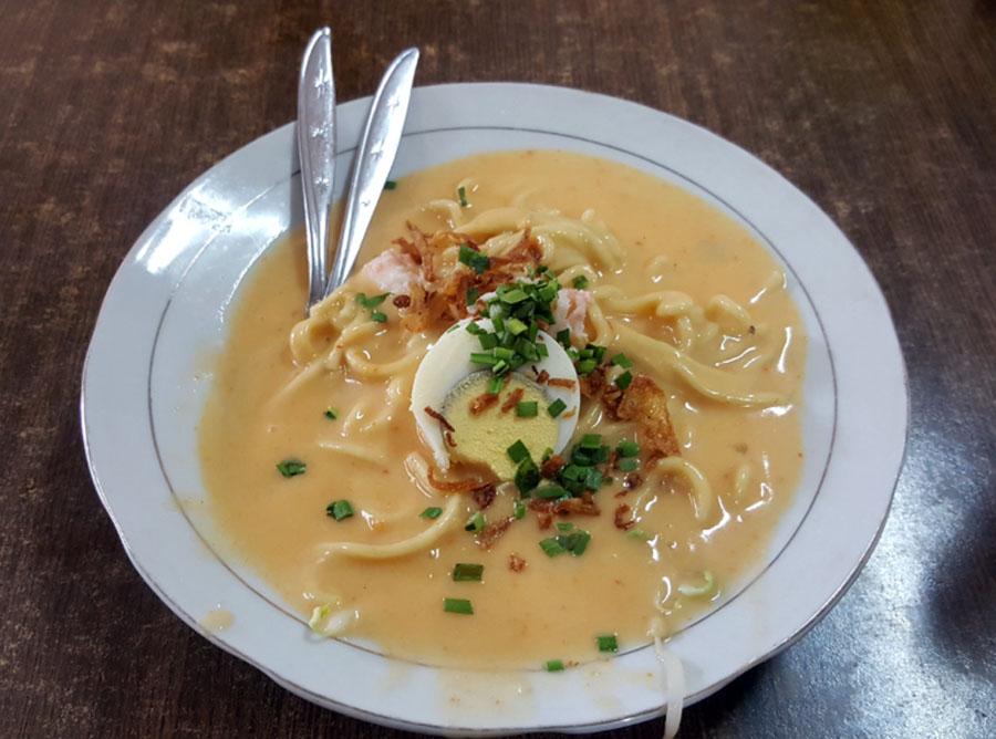 Mie Celor 26 Ilir H Syafei. - tempat makan di palembang