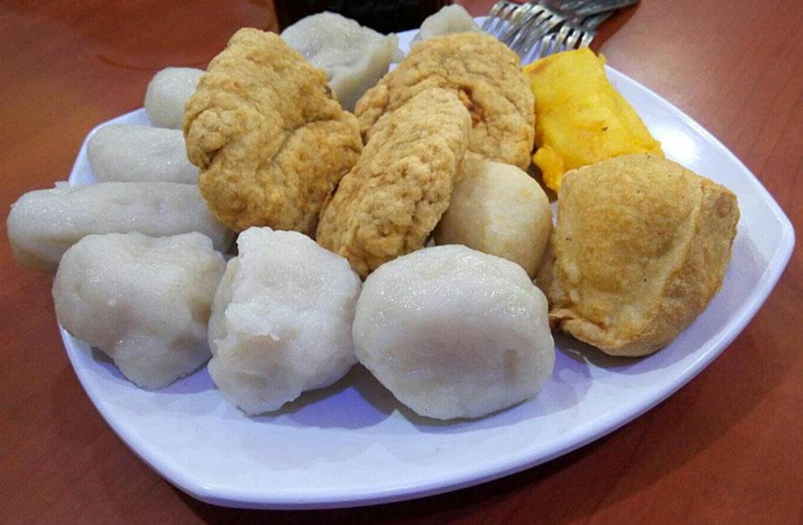 Pempek Es Kacang Vico- kuliner khas palembang