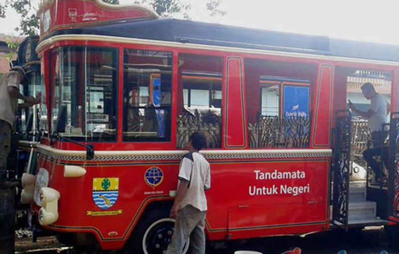 Bus Citros Cirebon - tarif - halte