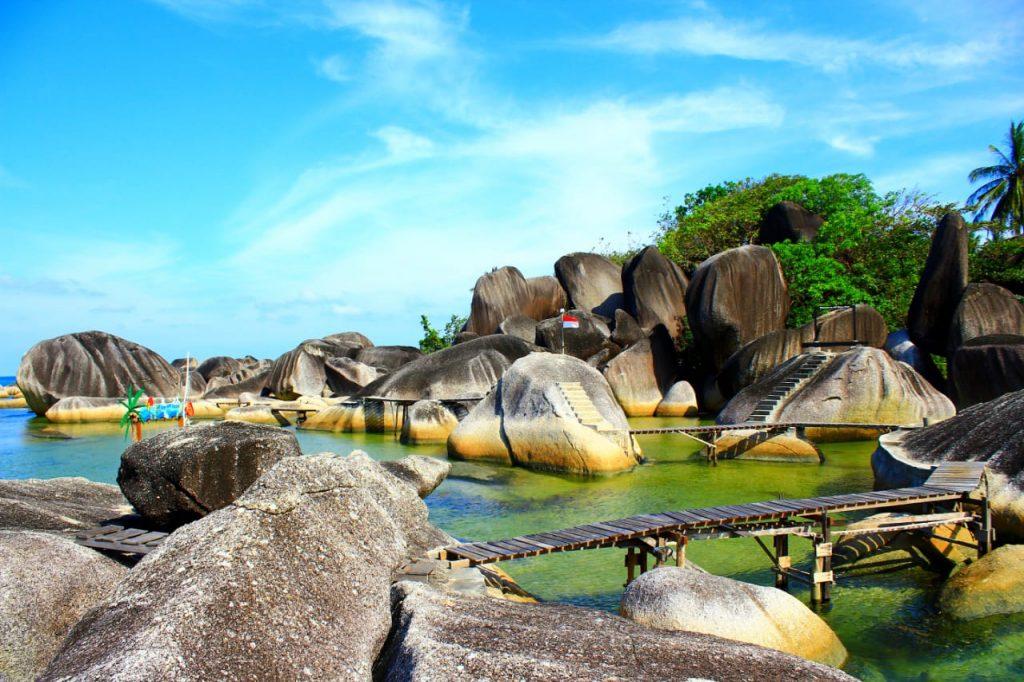 Alif Stone Park - Taman Batu Alif - Wisata Natuna - Arif Naen @naennoan - 1