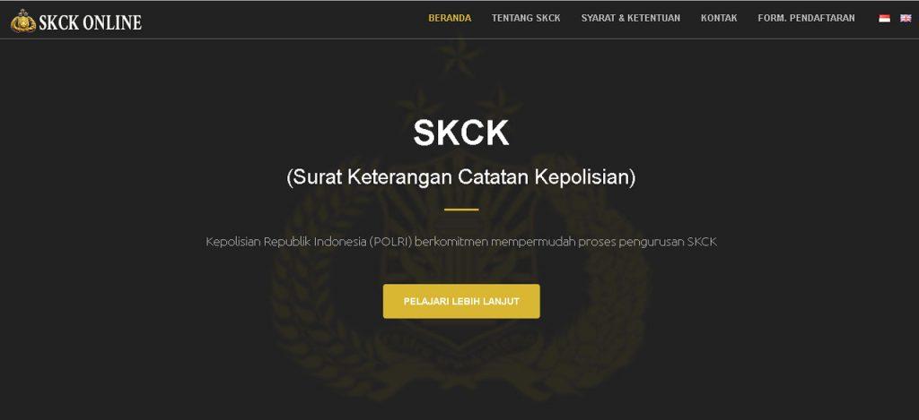 Cara membuat SKCK Online - syarat - ketentuan - biaya
