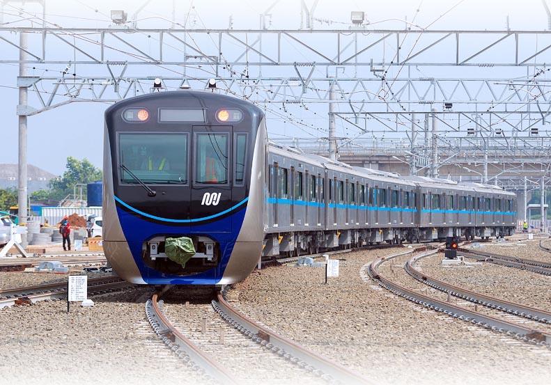 Jalur Rute MRT Jakarta - Cara Naik Menggunakan MRT Jakarta @ jakartaMRT