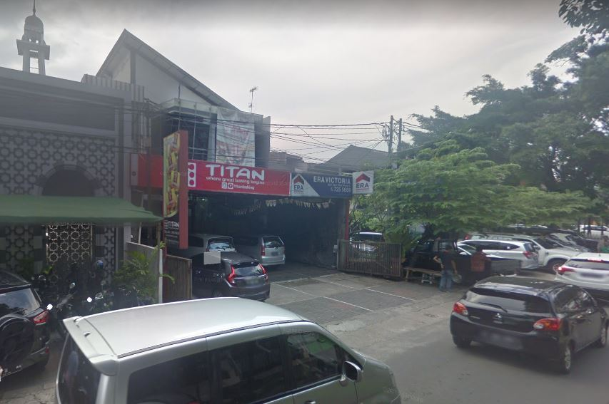 Toko Kue Titan Kebayoran Baru Jakarta Selatan