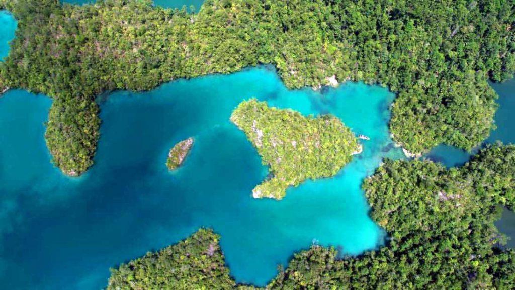 Pulau Tawale Pulau Kasiruta Halmahera Selatan Maluku Utara - 2