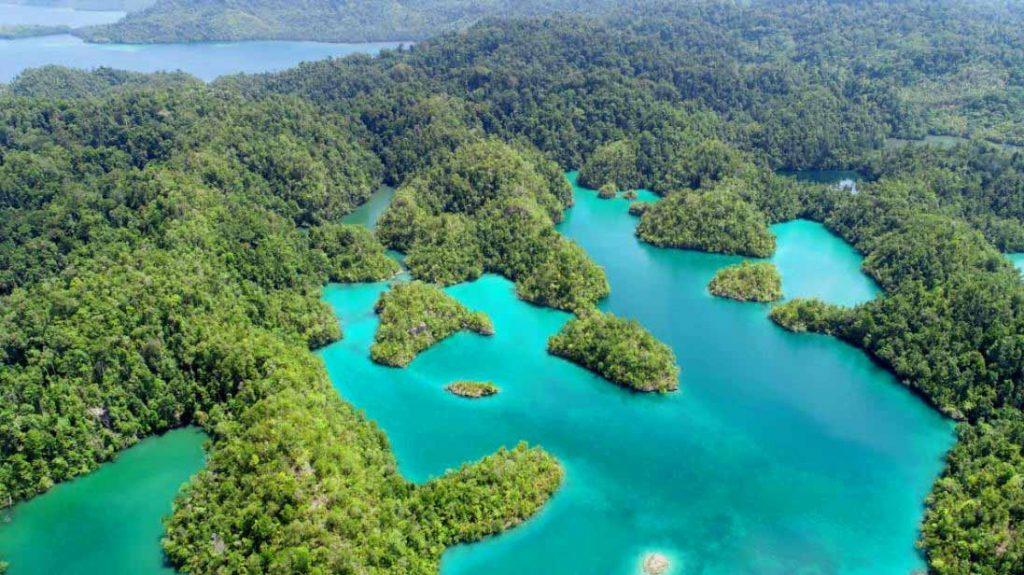 Pulau Tawale Pulau Kasiruta Halmahera Selatan Maluku Utara - 4
