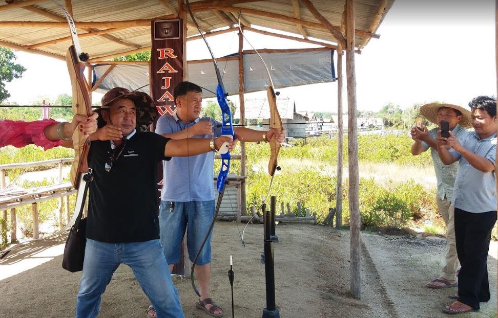 Rajawali Archery - Gurun Pasir Bintan