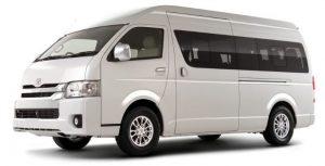 Rental Mobil Jambi - Sewa Mobil Jambi - hiace - 1