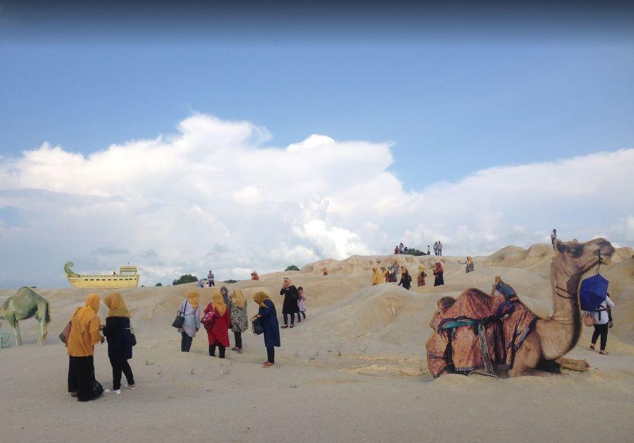 gurun pasir bintan - Padli Prijan - Google Map