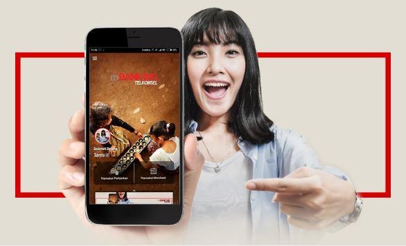 mBanking Telkomsel - mobile banking telkomsel