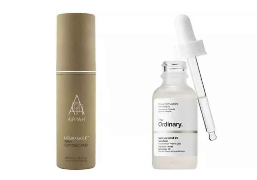 Alpha-H Liquid Gold dan The Ordicy Salicylic Acid 2% Solution - harpersbazaarcoid