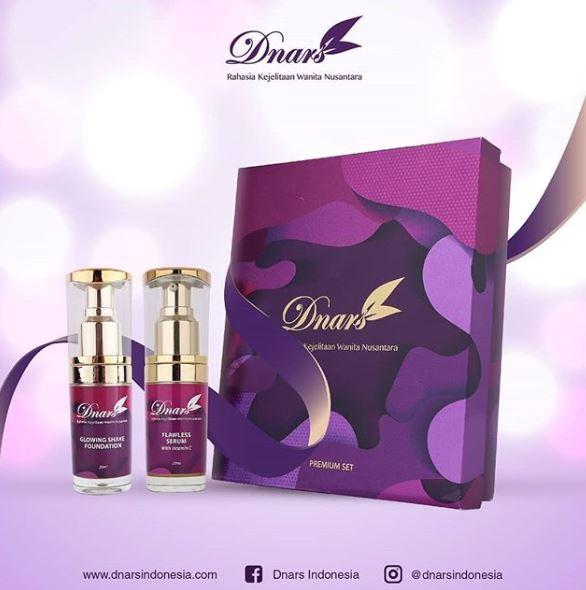 Dnars Premium Set - @dnarsindonesia