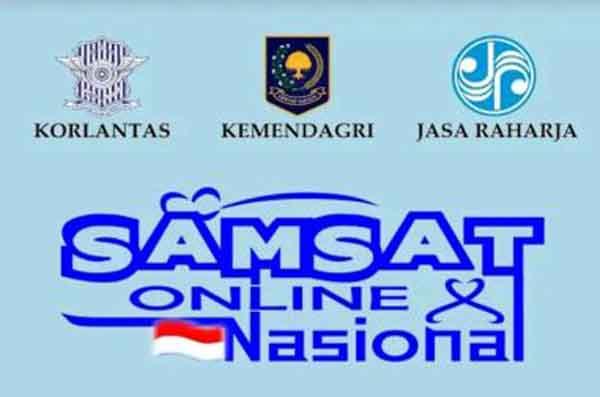 Layanan Samsat Online
