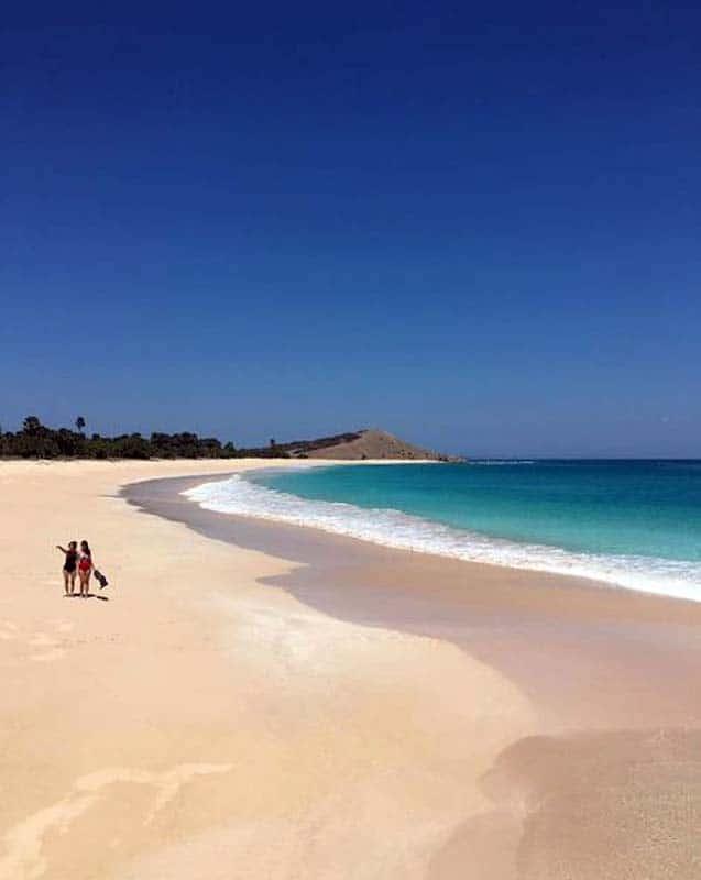 Liman Beach - Pulau Semau - NTT - @hanantos