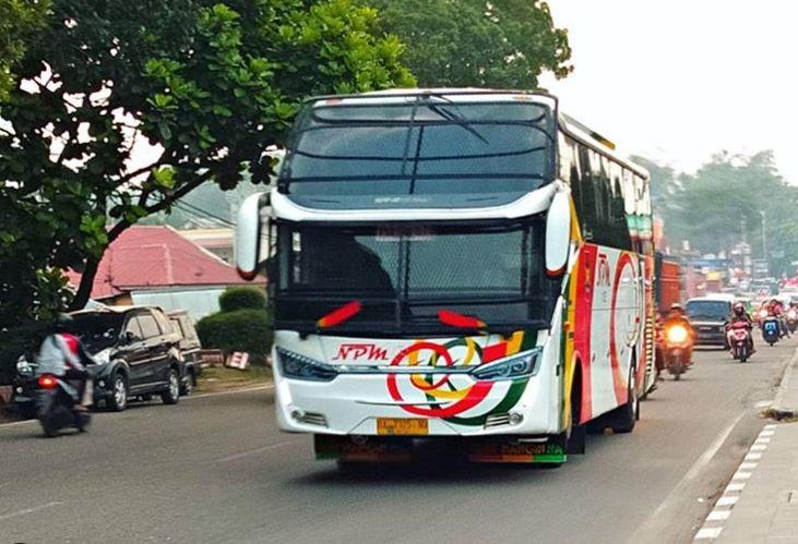 Rute Bus NPM - @chandra_pratama89