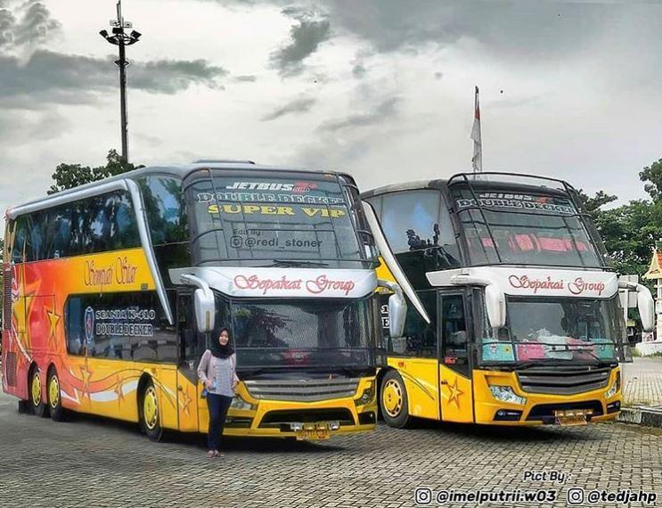 Bus Sempati Star Harga Tiket Dan Alamat Loket 2021