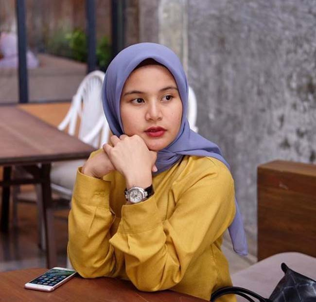 cara perawatan hijab bahan polycotton - @ederraid