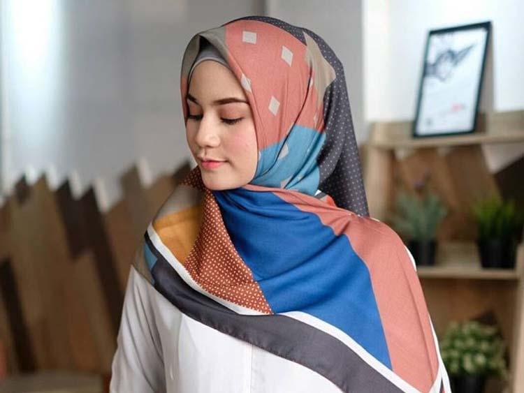 cara perawatan hijab bahan voal premium - @kuinscarf