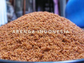 Perbedaan Palm Sugar dan Brown Sugar @arengaindonesia