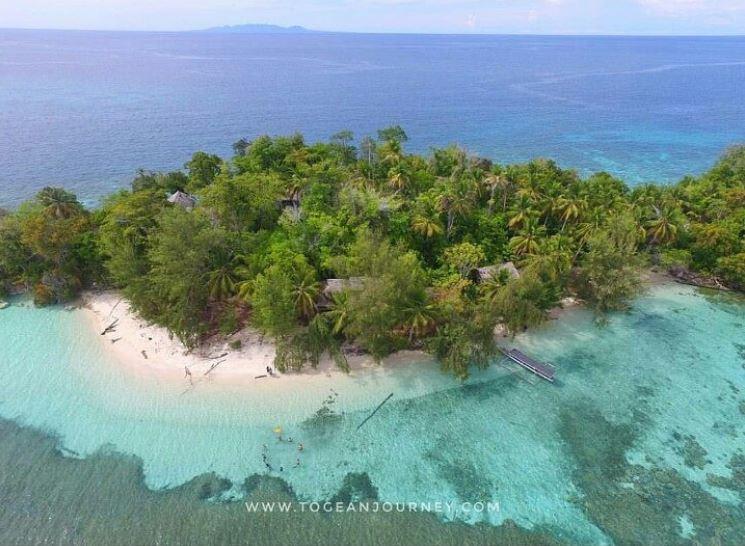 Pulau Taipi Togean - @togeanjourney