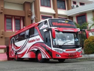 Bus Khatulistiwa Trans - palu makassar - @khatulistiwa_trans