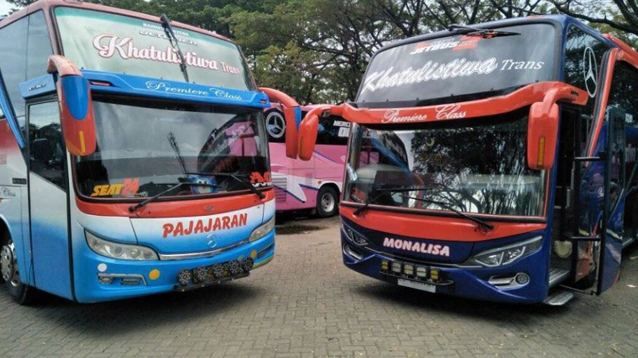 Bus Palu Makassar - Bus Makassar Palu - Khatulistiwa Trans