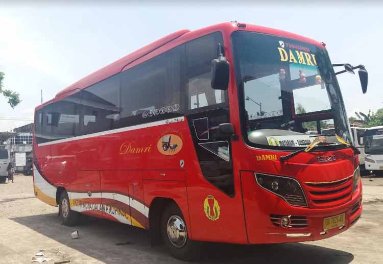Damri Mataram Sumbawa -  Fadli Samsung