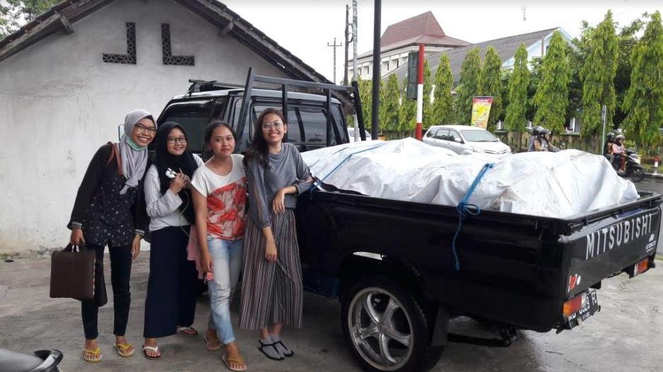 Sewa Mobil Pick Up L300 Jogja - HM Transport