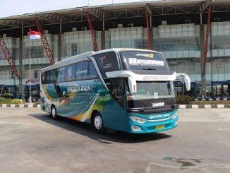 Foto Gambar Harga Tiket Bus Garuda Mas - @supri_jetbus