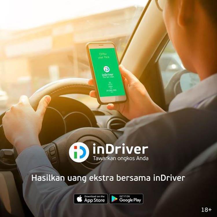 cara daftar indriver @indriver_indonesia