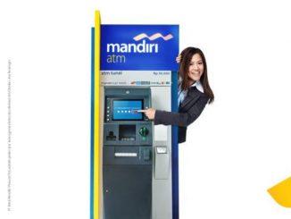 ATM Setor Tunai Mandiri Jakarta terdekat