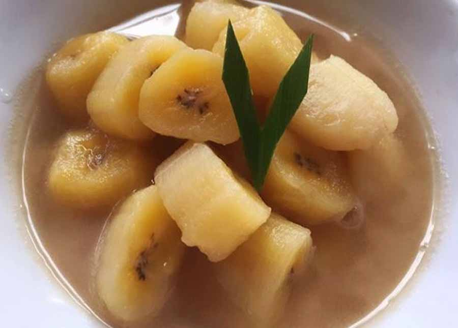 Cara membuat kolak pisang sendiri di rumah - @ratnawntyas
