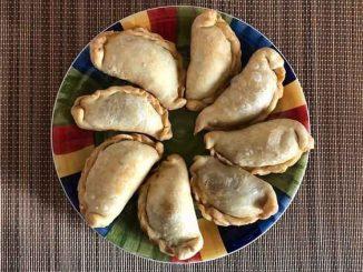 Cara membuat panada - Empanada - @sugar.debbi