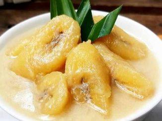 Foto Gambar Resep Kolak Pisang Sederhana - @mommi.icut_kuliner