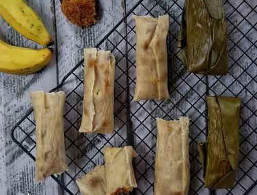 Foto Gambar Resep Lapek Pisang - Cara Membuat Lapek Pisang - @niguayola