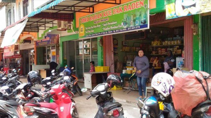 Toko Bahan Kue Pak Raden - Witono Witono