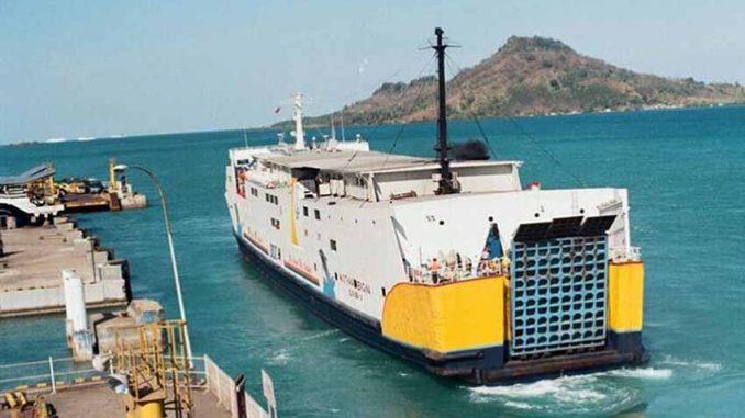 harga tiket kapal ferry merak bakauheni - @farisfrizy