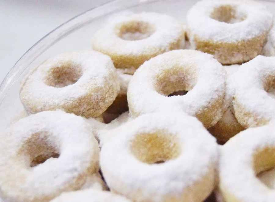resep kue putri salju lembut dan lumer di mulut - @kimnawati