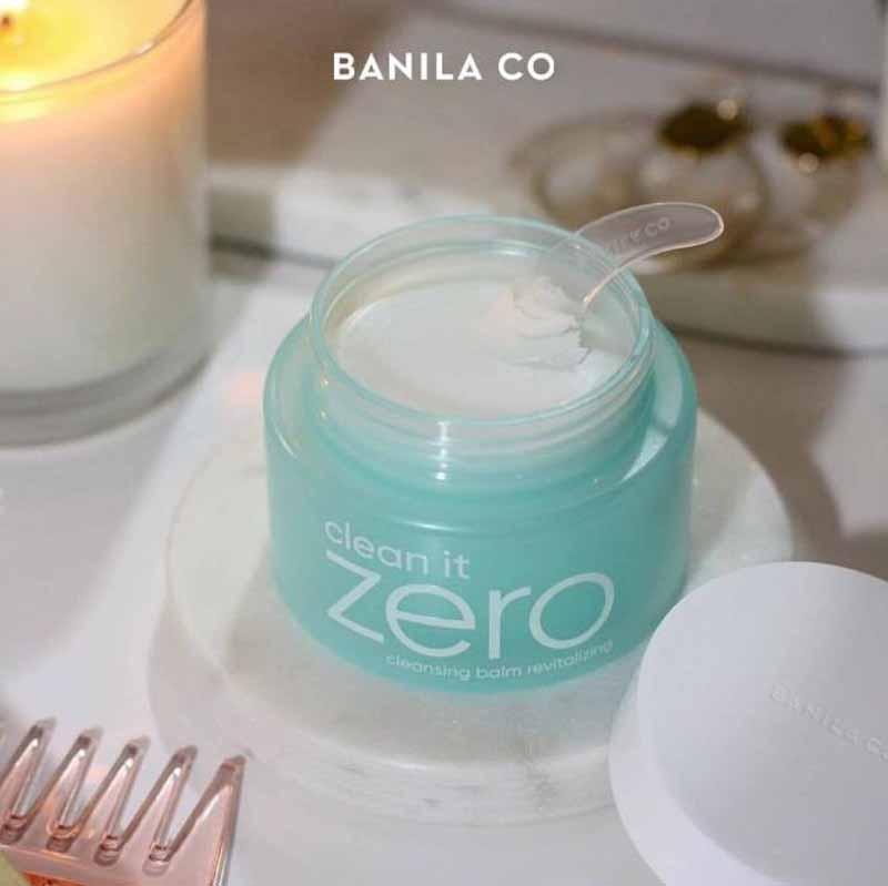 Skincare Korea untuk kulit sensitif  - Banila co clean it zero purity - @banilaco_official