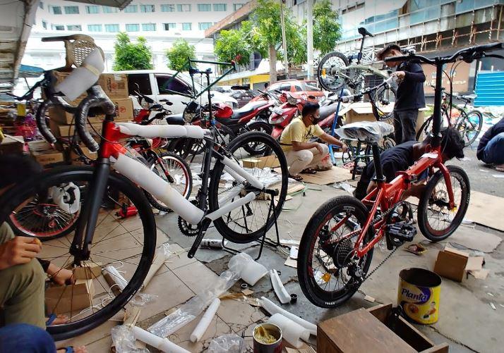 7 Toko Sepeda di Batam yang Recommended